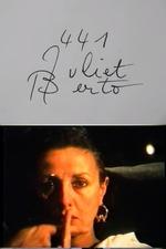 Cinématon n°441 : Juliet Berto