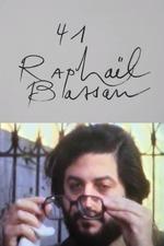 Cinématon n°41 : Raphaël Bassan