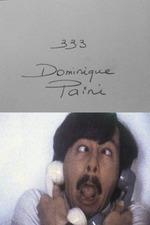 Cinématon n°333 : Dominique Païni