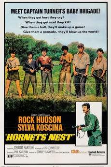 Hornet's Nest (1970) directed by Phil Karlson • Reviews, film + cast
