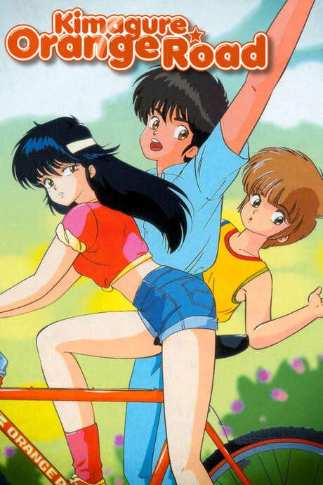 Review Manga Kimagure Orange Road Volume 2   GwiGwi