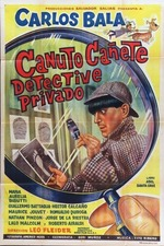 Canuto Cañete, detective privado