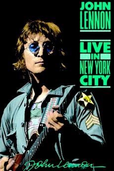 John Lennon Live In New York City 1986 Directed By Steve Gebhardt Carol Dysinger Reviews Film Cast Letterboxd