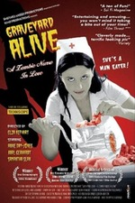 Graveyard Alive- A Zombie Nurse in Love