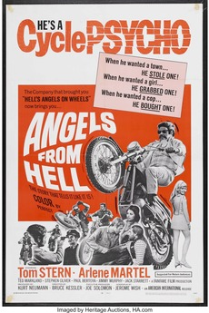 Angels from Hell (1968) directed by Bruce Kessler • Reviews