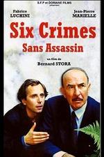 Six Crimes Sans Assassins