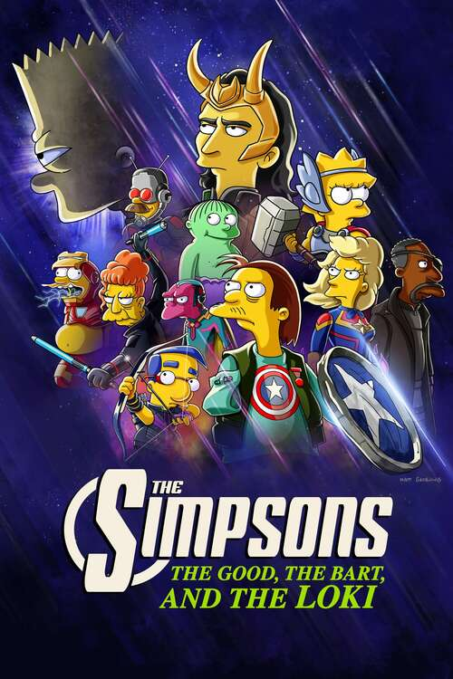 The Simpsons: The Good, the Bart, and the Loki, 2021