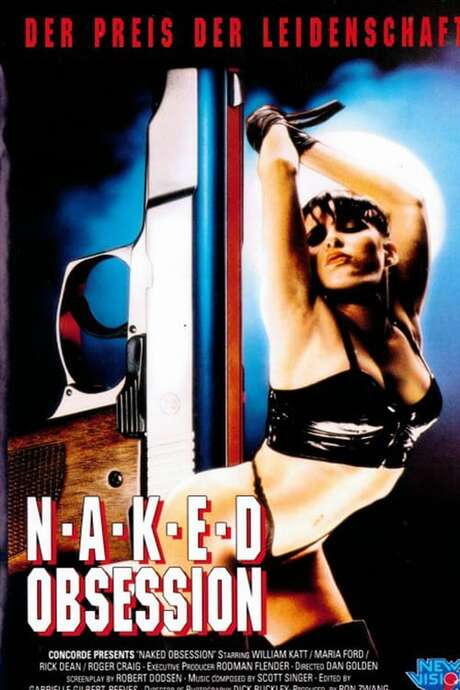 Naked Obsession (1990) - Video Detective
