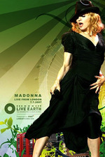 Madonna: Live Earth Concert at London