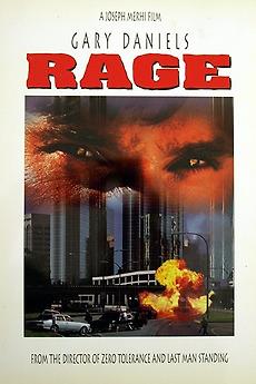 Rage 1995 Directed By Joseph Merhi Reviews Film Cast