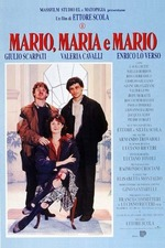 Mario, Maria and Mario