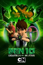 Ben 10 Destroy All Aliens