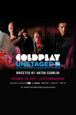 Coldplay: Unstaged Live From Madrid
