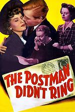 The Postman Didn't Ring