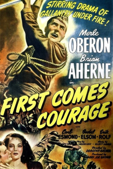 First Comes Courage (1943) directed by Dorothy Arzner • Reviews, film +  cast • Letterboxd