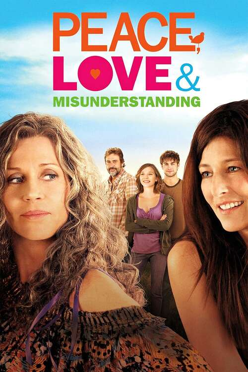 Cover Peace, Love & Misunderstanding