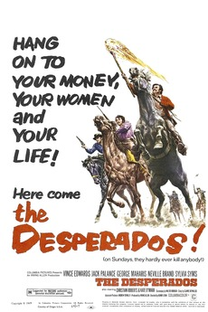 The Desperados 1969 Directed By Henry Levin Reviews Film Cast Letterboxd
