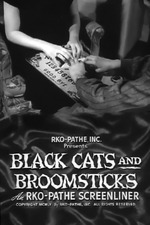 Black Cats and Broomsticks