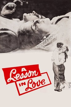 A Lesson in Love (1954)