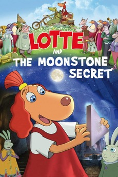 Lotte and the Moonstone Secret