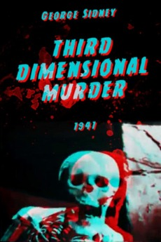 Third Dimensional Murder