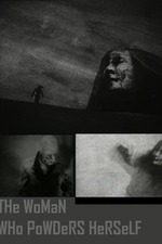 The Woman Who Powders Herself