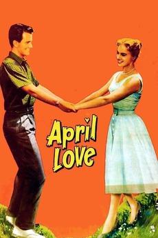 april love 1957 cast
