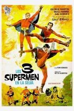 Three Supermen in the Jungle