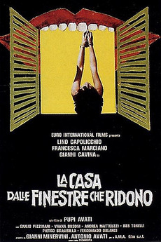 The house with laughing windows 1976 directed by pupi avati reviews film cast letterboxd - Casa finestre che ridono ...