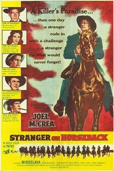 Stranger on Horseback (1955)