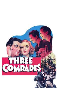 Three Comrades (1938)