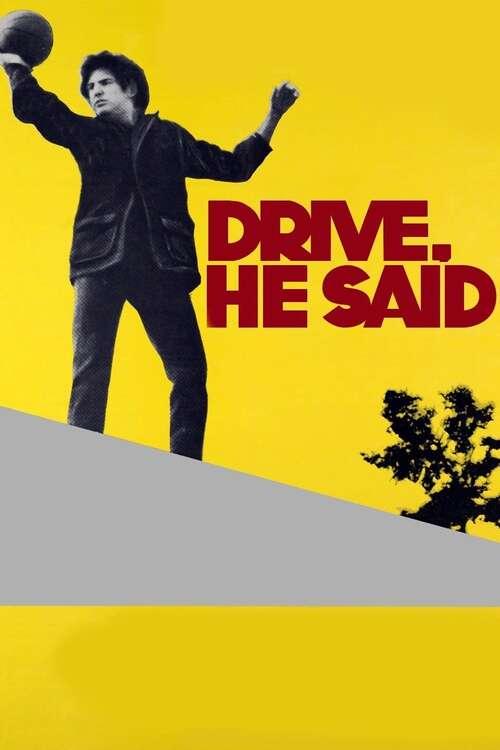 Drive, He Said movie poster