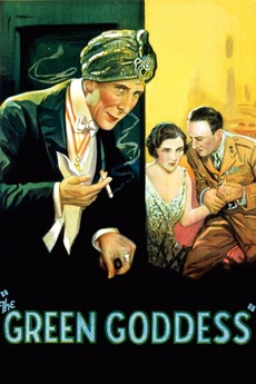The Green Goddess (1930) directed by Alfred E  Green