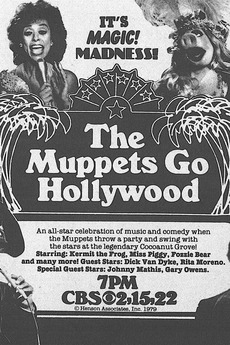 The Muppets Go Hollywood (1979) directed by Stan Harris