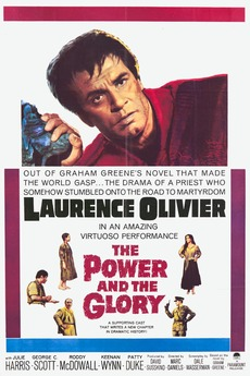 the power and the glory 1961 directed by marc daniels