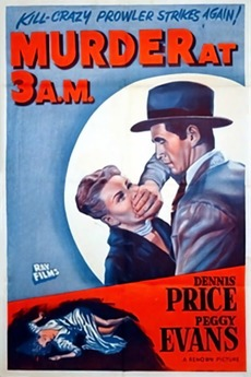 Murder At 3am 1953 Directed By Francis Searle Reviews