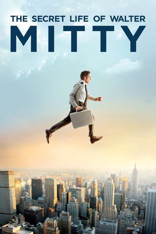 Film poster for The Secret Life of Walter Mitty