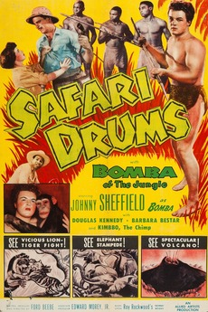 Safari Drums (1953) directed by Ford Beebe • Reviews