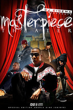 DJ Cinema Presents: Masterpiece Theater Blend Dvd