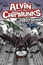 Alvin and the Chipmunks: Batmunk