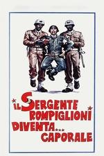 Il sergente Rompiglioni diventa... caporale