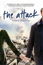 Filmplakat The Attack, 2012