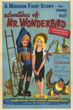 The Curious Adventures of Mr Wonderbird