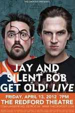 Jay and Silent Bob Get Old - LIVE!!