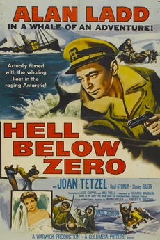 Hell Below Zero