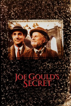 Joe Gould's Secret (2000) directed by Stanley Tucci