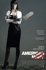 Filmplakat American Mary, 2012