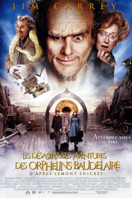 Lemony Snickets A Series of Unfortunate Events  Moviescom
