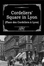 Cordeliers' Square in Lyon