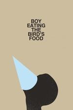 Boy Eating the Bird's Food